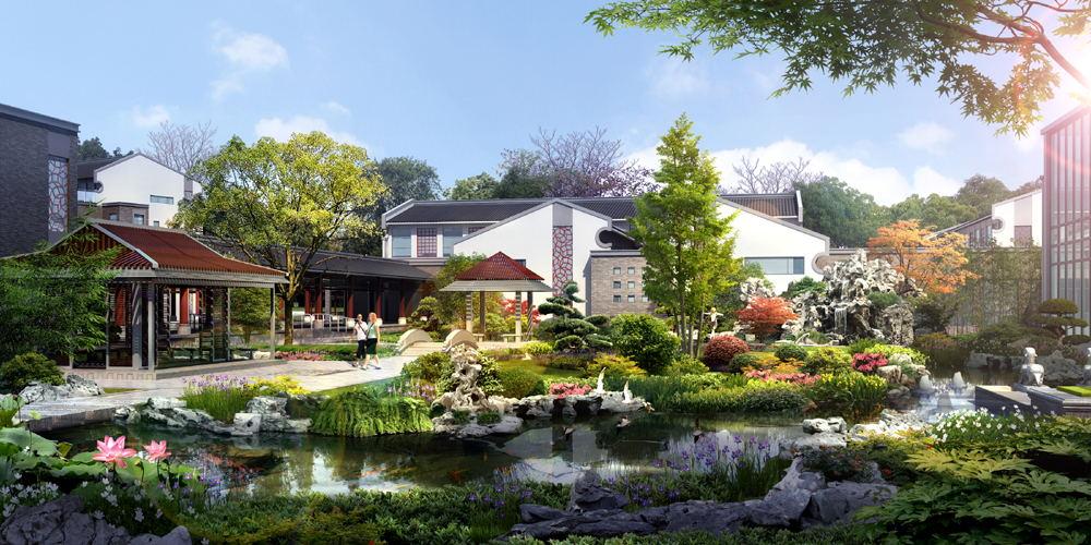 设计,私家花园景观绿化设计施工的经历也确保了景观