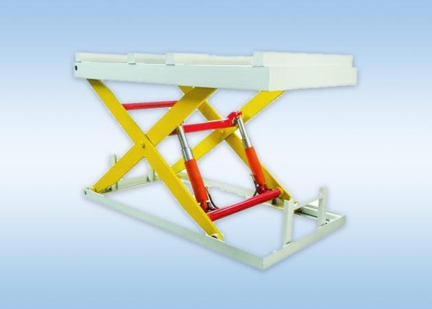 ys型 液压升降台图片